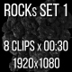 Rocks Set 1 - VideoHive Item for Sale