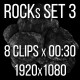Rocks Set 3 - VideoHive Item for Sale