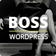 Boss — Modern Agency and Business WordPress Theme Nulled