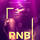 RNB Sounds Flyer - GraphicRiver Item for Sale