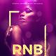 RNB Sounds Flyer