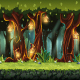 Fairy Forest - GraphicRiver Item for Sale