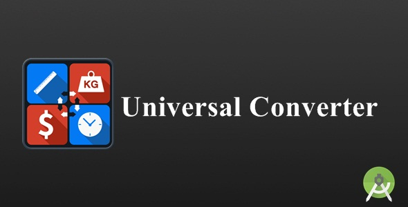 Universal Unit Converter - CodeCanyon Item for Sale