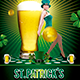 St. Patrick's Day Party - GraphicRiver Item for Sale