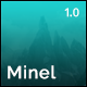 Minel - Responsive Minimal Site Template - ThemeForest Item for Sale