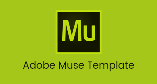 Responsive Muse Template