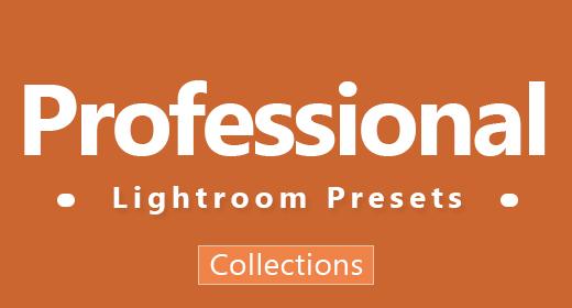 7 Professional Lightroom Presets
