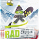 Snowboard Flyer - Snowboarding Poster Template - GraphicRiver Item for Sale