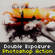 Double Exposure Photoshop Action - GraphicRiver Item for Sale