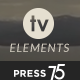 TV Elements Video WordPress Theme for Videographers and Visual  Artists - ThemeForest Item for Sale