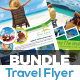 Travel Flyer Bundle - GraphicRiver Item for Sale