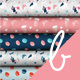 Pattern Design Collection Fabric Stack Mock-up - GraphicRiver Item for Sale