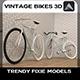 Vintage Bikes 3D