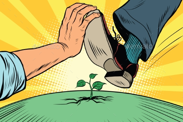 Activist To Protect Nature - Miscellaneous Conceptual