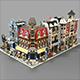 Lego City - 3DOcean Item for Sale