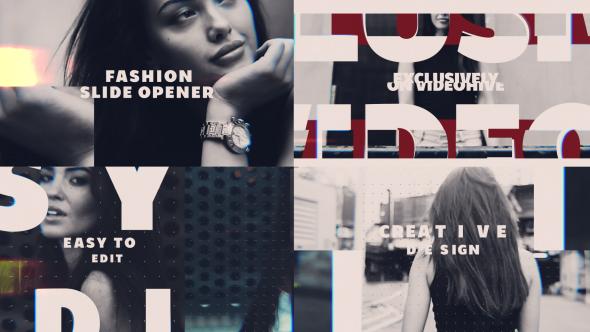 Fashion Slide Opener