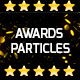 Awards Particles