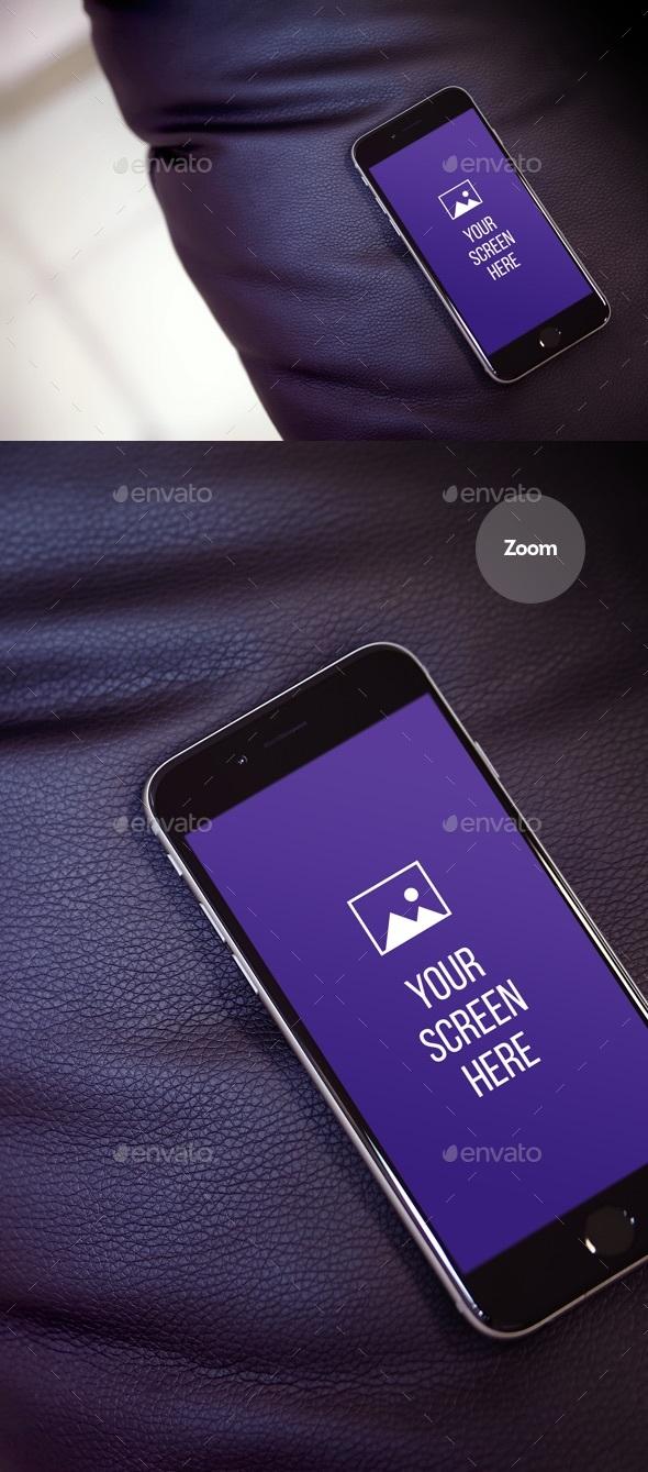 Phone Mockup - Mobile Displays