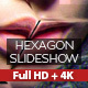 Hexagon Slideshow - VideoHive Item for Sale