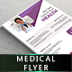Medical Flyer Template - GraphicRiver Item for Sale