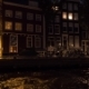 View of Cityscape During River Cruise at Night, Amsterdam, Netherlands - VideoHive Item for Sale