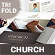 Church Trifold Brochure 4 - GraphicRiver Item for Sale