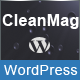 Cleanmag - Multipurpose Magazine WordPress Theme Nulled