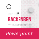Backenben Presentation Powerpoint - GraphicRiver Item for Sale