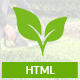 Gardening - Gardening and Landscaping HTML Template Nulled