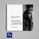Portfolio Photographer - GraphicRiver Item for Sale