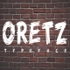 Oretz Typeface - GraphicRiver Item for Sale