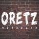 Oretz Typeface - GraphicRiver Item for Sale