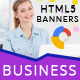 Business HTML5 GWD Ad Banner - CodeCanyon Item for Sale