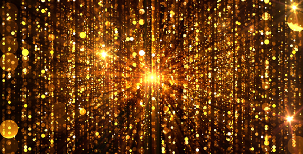 Gold Particles 19449236