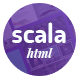 Scala | Multi-Purpose Onepage - Multipage Template