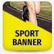 Sports Banner Ads