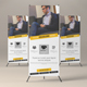 Banner Stand Mock Ups - GraphicRiver Item for Sale