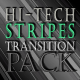 Hi-Tech Transition Stripes - Green - VideoHive Item for Sale