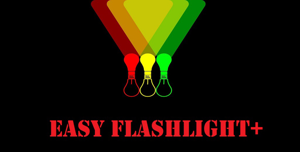 Easy Flashlight+ - CodeCanyon Item for Sale