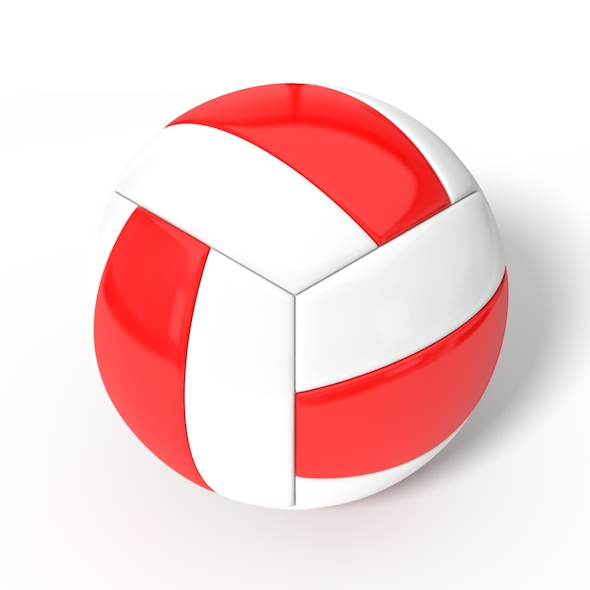 Volley ball - 3DOcean Item for Sale