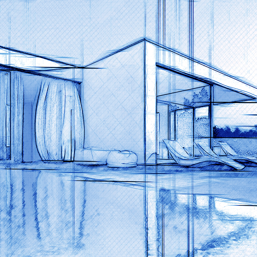 Architecture blueprint photoshop action 78 by lightdesigns architecture blueprint photoshop action 78 malvernweather Image collections