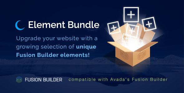 Element Bundle Add-on for Avada v5 Fusion Builder