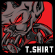 Zkate T-Shirt Design - GraphicRiver Item for Sale