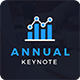 Annual Report Keynote Template - GraphicRiver Item for Sale