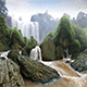 Majestic Elephant Waterfall, Vietnam