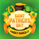 St. Patricks Day Party Flyer - GraphicRiver Item for Sale