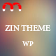 Zin - Multipurpose Nonprofit Theme - ThemeForest Item for Sale