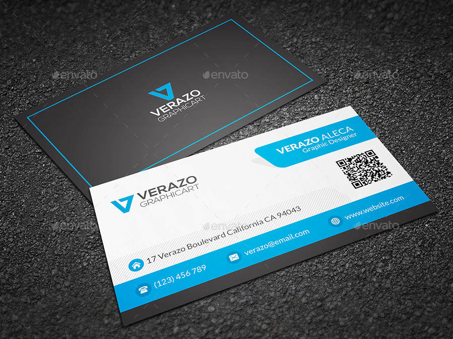 Business Card Bundle 25 by verazo | GraphicRiver