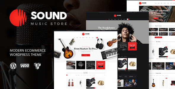 Sound | Musical Instruments Online Store