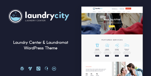 Laundry City | Dry Cleaning & Laundry Service